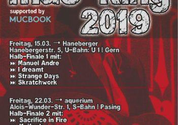 muc-king 2019: Vorrunde